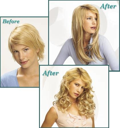 hair extensions for short hair before after where to find the best hair extension prices