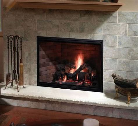 heatilator icon 80 42 inch wood burning fireplace