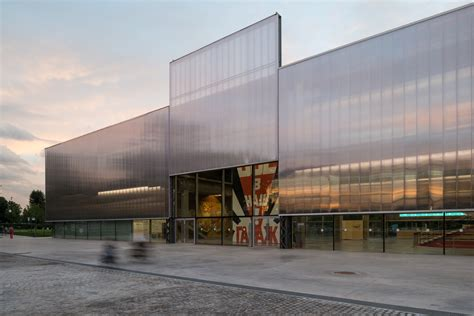 gallery  garage museum  contemporary art oma