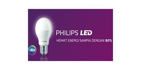Lu Led Philips Atau Panasonic wijaya elektrik