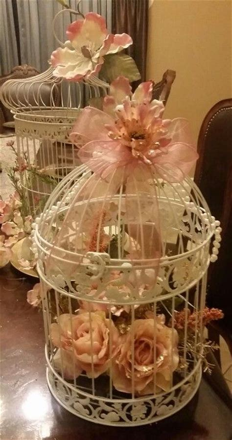 birdcage floral centerpiece best 25 bird cage centerpiece ideas on