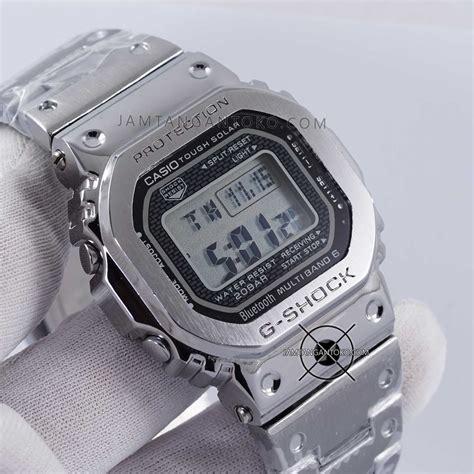 Jam Tangan Rantai G Rantai 3 harga sarap jam tangan g shock gmw b5000d 1 silver rantai