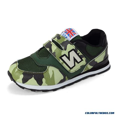 special shoes for cheap boutique high quality breathable velcro camouflage