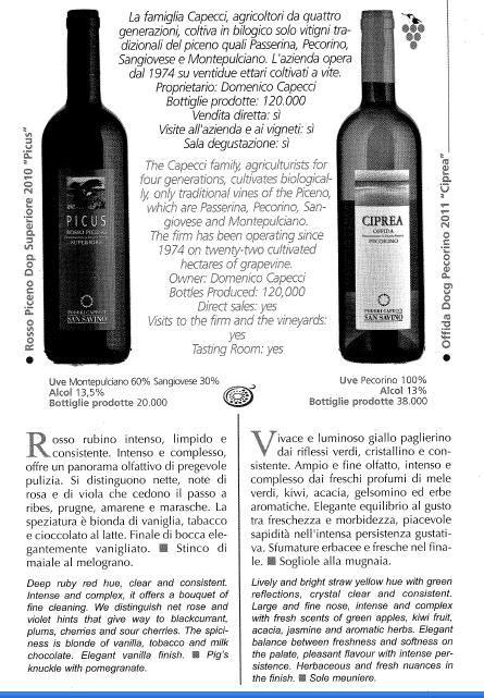 marche bicchieri of wine le marche nel bicchiere 2013 ais marche