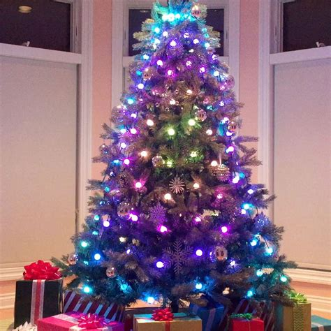 tree light show starter 80 animated tree glowballs light show by