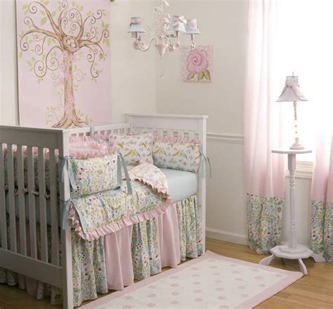 10 Shabby Chic Nursery Design Ideas Nursery Bedding And Curtains