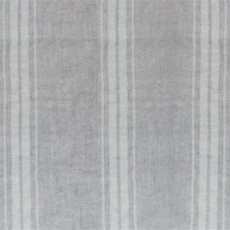 white linen upholstery fabric sari white sand grey striped linen prewashed fabric
