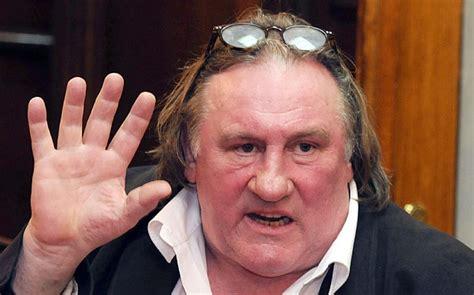 gerard depardieu languages gerard depardieu s drunken tirade shocks belgian wwi