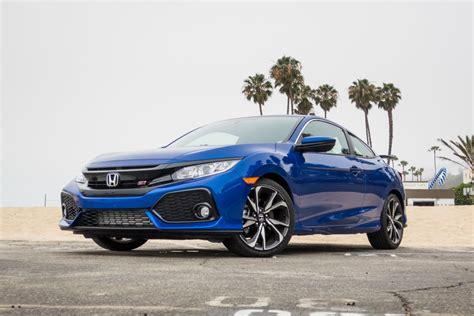Civic Si News by 2017 Honda Civic Si Coupe Vs Civic Si Sedan News Cars