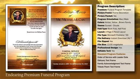 Search Results For Funeral Program Template Calendar 2015 Free Funeral Program Template Microsoft Publisher