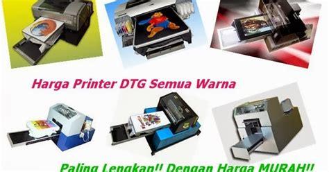 Printer Dtg Terbaru printer dtg a4 versi terbaru bisa cetak semua warna kaos harga murah bergaransi dahlan