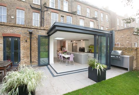 Outdoor Patio Extensions by Ground Floor Flat Rear Extension Project Architect Your Home