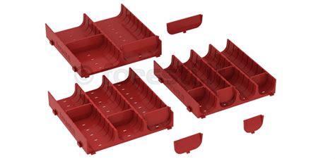 cassetti componibili plastica conche componibili per cassetti con divisori separatori