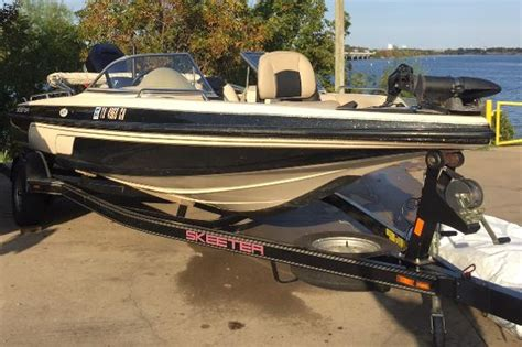 bass pro garland boat center skeeter fish and ski usedsl190 boattest