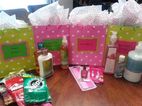 Baby Shower Prize Bags Quot Sweet Victory Quot Has Candy Quot Our Baby Shower Door Prizes