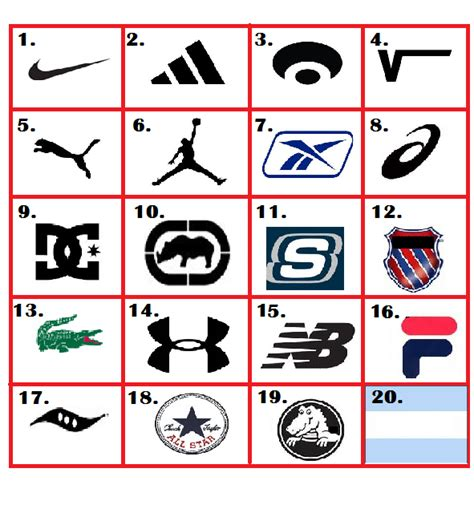 athletic shoe brands list athletic shoe logos list 28 images athletic shoe logos