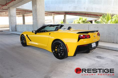 rent a corvette in orlando corvette car rental orlando
