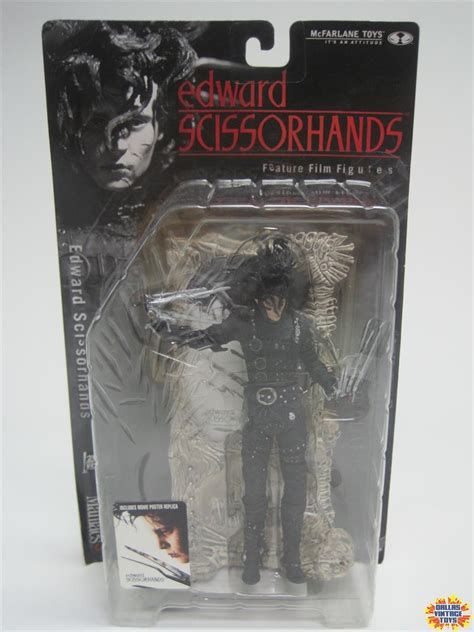 Mcfarlane Edward Scissorhands 1999 mcfarlane toys maniacs edward scissorhands 1b