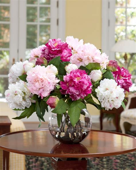 Artificial Floral Arrangements For Dining Table Silk Floral Centerpieces Silk Floral Centerpieces The Table Gozetta Dining Room