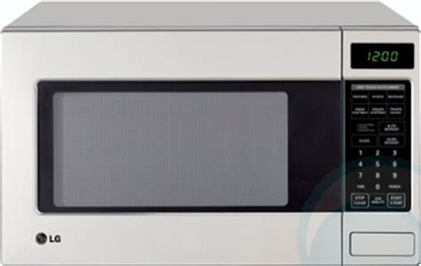 Lg Small Home Appliances Lg Microwave Ms1949tl Appliances