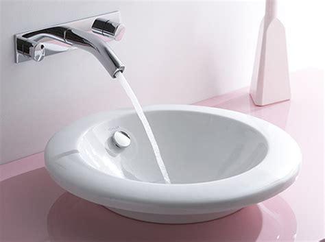 White Double Bathroom Vanities Countertop Lavatory From Kohler New Vessel Lavatories Range