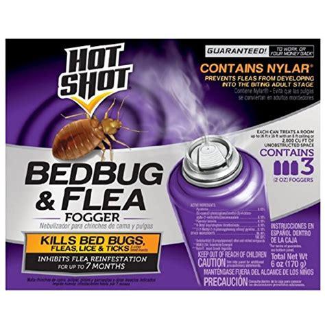 hot shot bed bug fogger united abrasives hot shot bedbug flea fogger 3 ea price