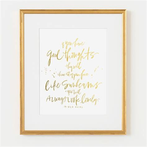 printable quotes to frame journalingsage com framed 8x10 print roald dahl quote digitally printed
