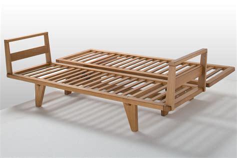 divani letto in legno divano letto matrimoniale in legno klik klak arredo e