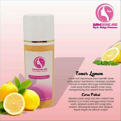 Drw Skincare toner lemon drw skincare drw skincare