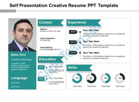how to use powerpoint templates resume powerpoint template vasgroup co