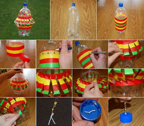 diy plastic bottle projects diy plastic bottle wind spinner plastic bottle crafts