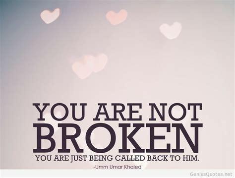Broken Quotes Broken Bond Quotes Quotesgram
