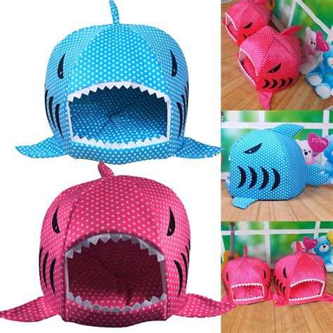 Shark Shape Kennel Bed Pink small l shaped sofa reviews shopping small l