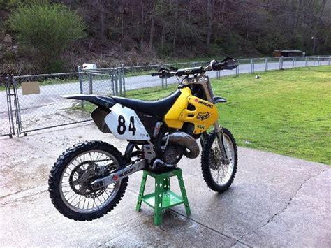 2000 Suzuki Rm125 2000 Suzuki Rm 125 1 000 100496701 Custom Dirt Bike