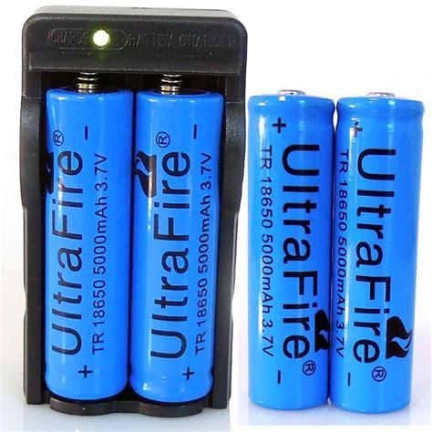L Ultrafire Ax 18650 Rechargeable Battery 4200mah 4pcs ultrafire 3 7v 5000mah 18650 battery li ion