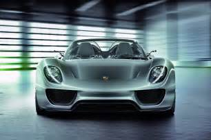Price Of Porsche 918 Spyder Porsche 918 Spyder Hybrid Supercar U S Price Announced
