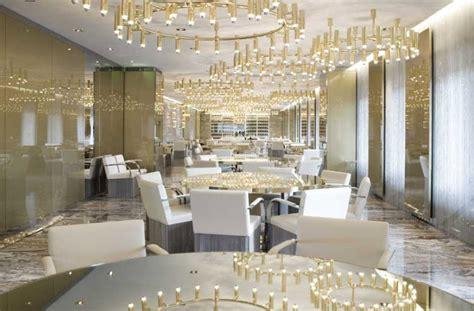home design stores milan billionaires lounge dolce gabbana gold restaurant