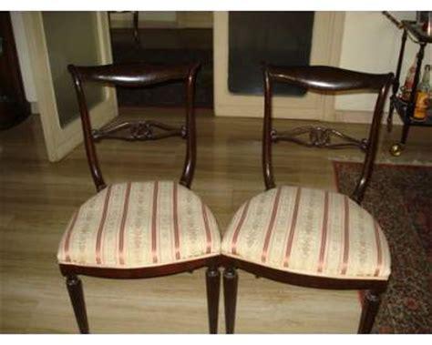 sedie stile inglese sedie in stile inglese 6 a gianicolense colli