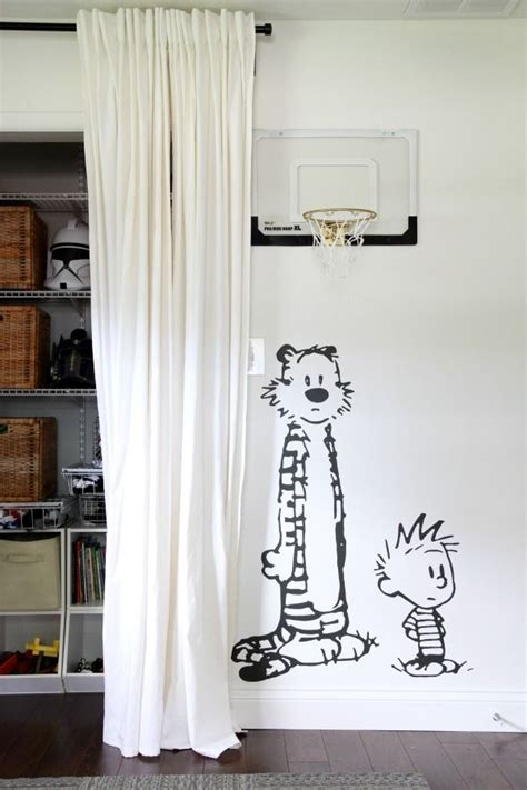 calvin and hobbes wall mural 717 best images about ideas for home on house