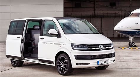 volkswagen bus 2016 2016 vw t6 usa 2017 2018 best cars reviews