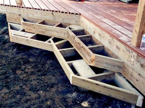 wrap around deck steps ideas pictures remodel and decor stairs wrap around stringer stairs diy deck plans