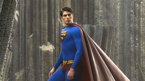 christopher reeve vs brandon routh batman v superman what happened to brandon routh abc news