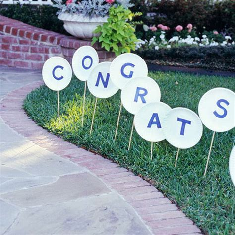 graduation backyard ideas triyae ideas for backyard graduation various