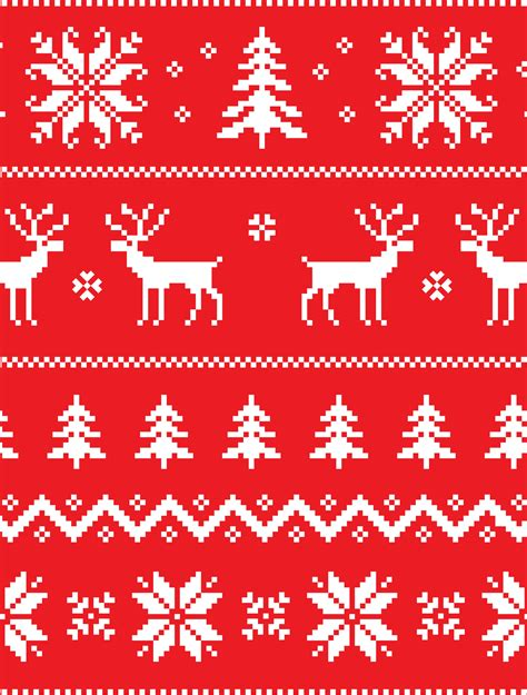 printable wrapping paper xmas 10 free printable ugly christmas sweater wrapping papers