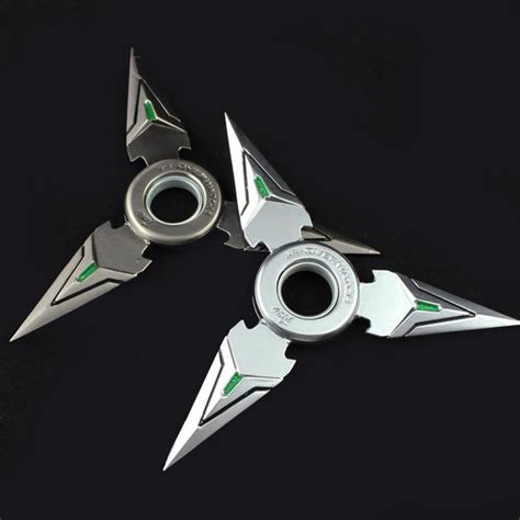 Fidget Spinner Ns 60 Triangle Golden Green Steel Premium T1310 1 spinning gaming genji shuriken silver green fanfit