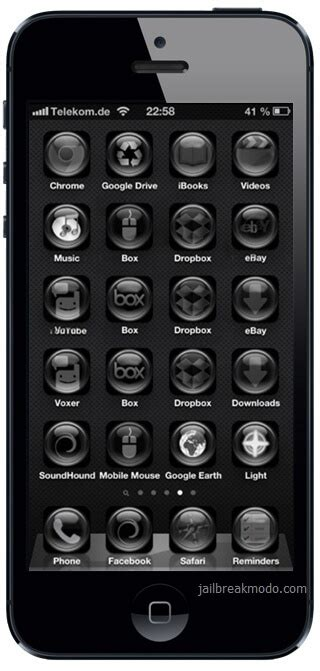 get themes for iphone without jailbreak download iphone 5 theme without jailbreaking