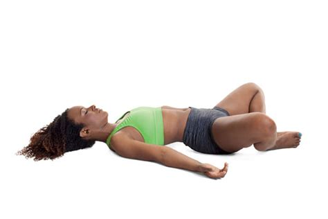 Reclining Bound Angle Pose by Four Restorative Poses That Help You Relax