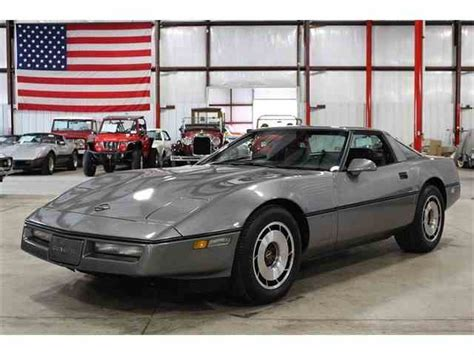 how cars work for dummies 1984 chevrolet corvette auto manual 1984 chevrolet corvette for sale on classiccars com 18 available