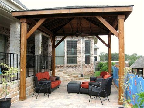 Backyard Porch Designs For Houses by Cool Covered Patio Ideas For Your Home Homestylediary Com