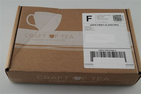 craft box subscription for craft of tea discount giveaway 3 winners tea